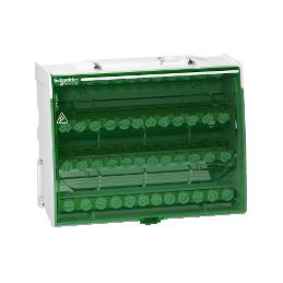 Répartiteur tétrapolaire Linergy DS 4x12 trous