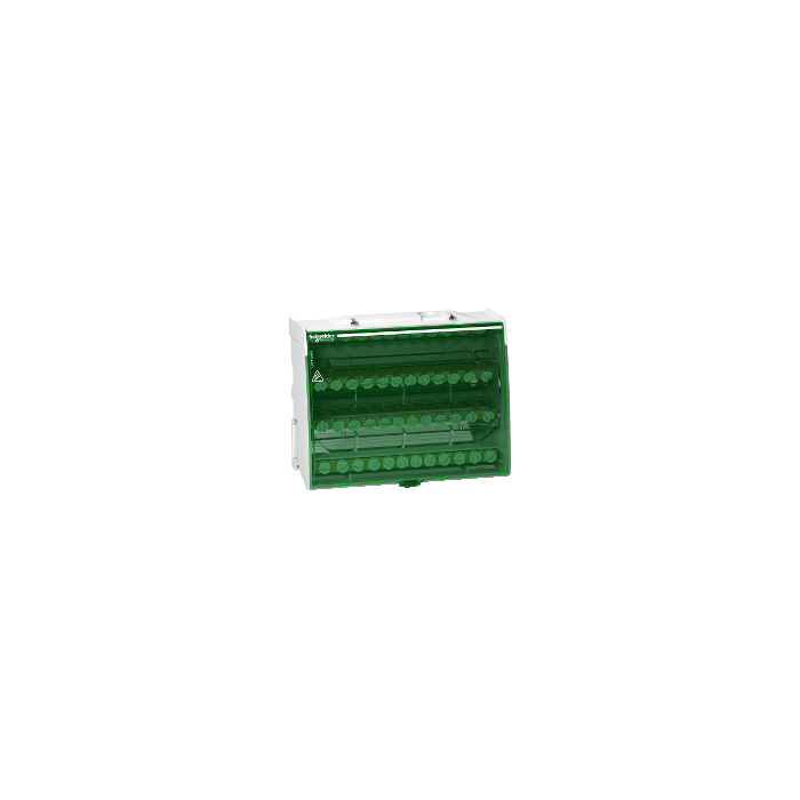 Répartiteur tétrapolaire Linergy DS 4x12 trous LGY412548