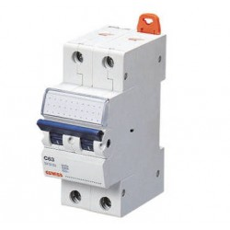 Disjoncteur magnéto-thermique 2P D16