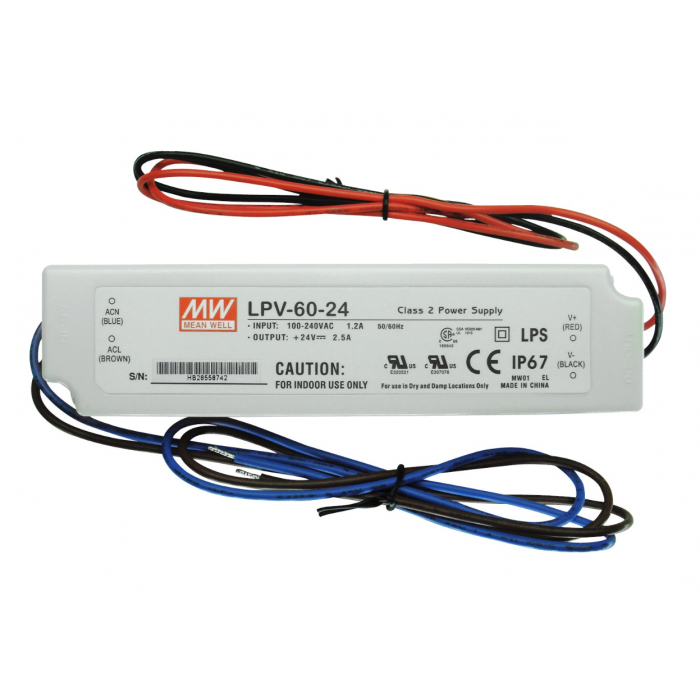 Alimentation IP67 DC 24V 150 W