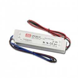 Alimentation 12V 60W IP67