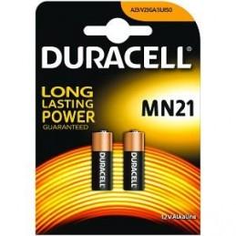 Piles 12V Duracell MN21 x2