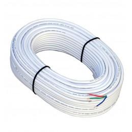 Cable 4x0,5 mm² rgb au mètre