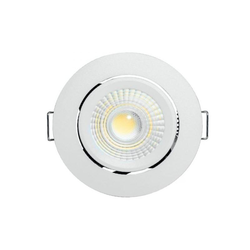 Spot encastré orientable KARDAN 6W DW80-6