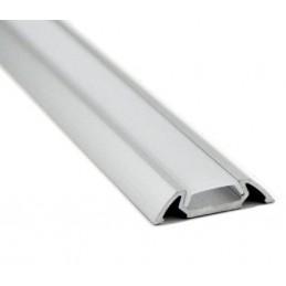 Profilé Aluminium plat LT-P05 2M