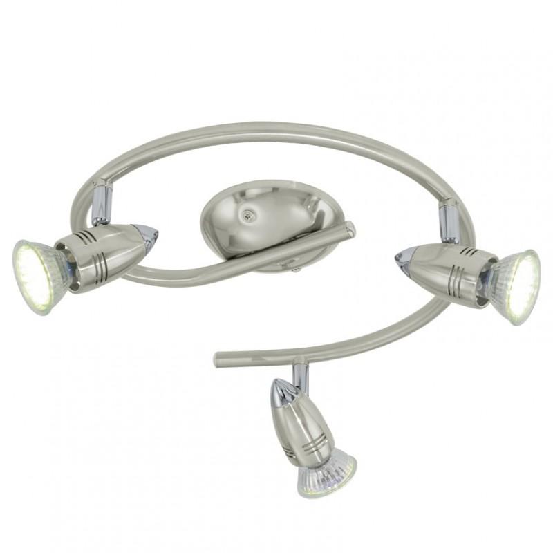 plafonnier MAGNUM LED 3 spots eglo 92643