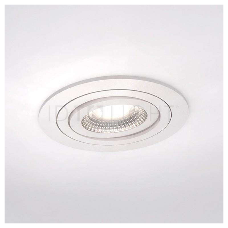 Spot encastré ADELAÏDE GU10 rond