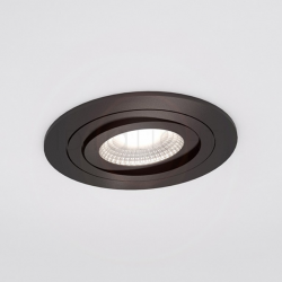 Spot encastré orientable ADELAÏDE GU10 Noir