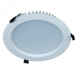 Downlight TERTIA 25W switchable 3000/4000/5700K UGR19