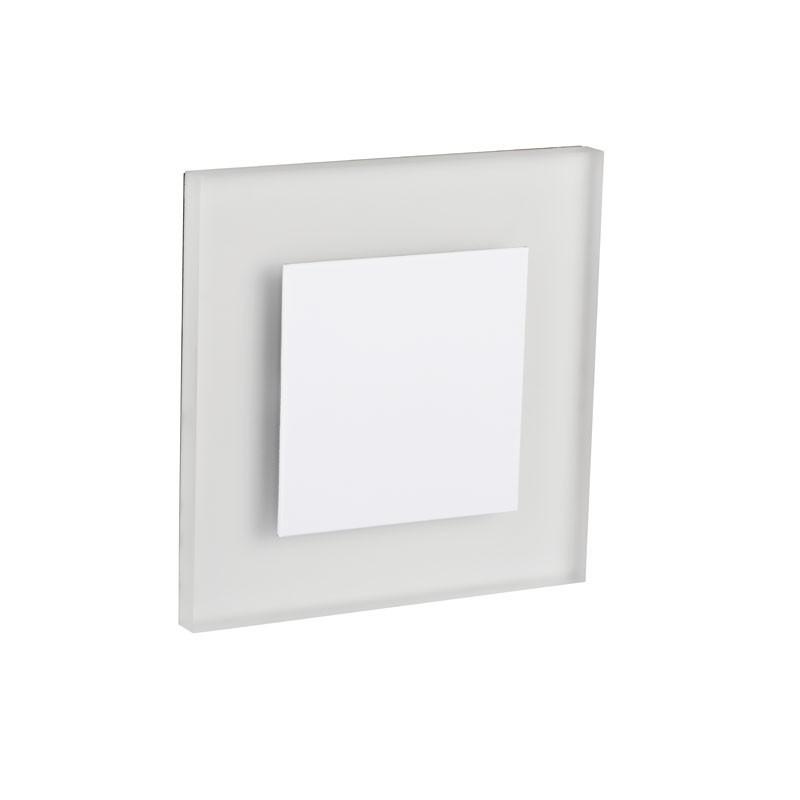 Spot APUS LED 0,8W 3000K Blanc kanlux 26042