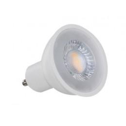 Ampoule LED GU10 7,5W 590Lm 3000°K
