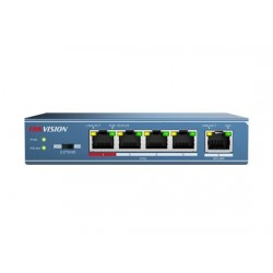 Switch 5 Ports DS-3E0105P-E 4 PoE 100MB
