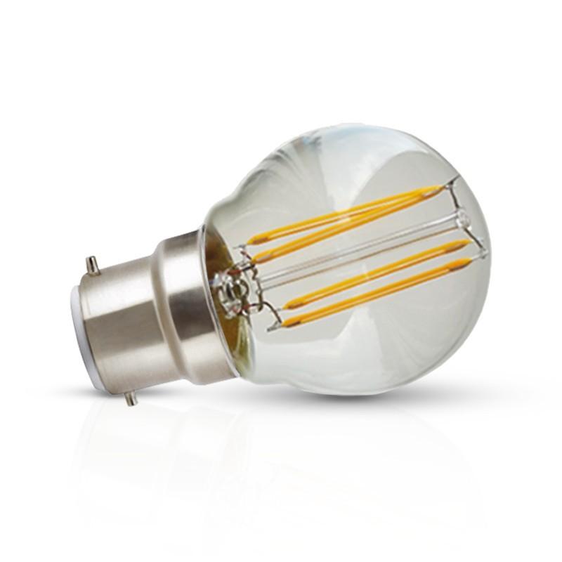 Ampoule B22 Wireled 4W 2700K VISION-EL 7136