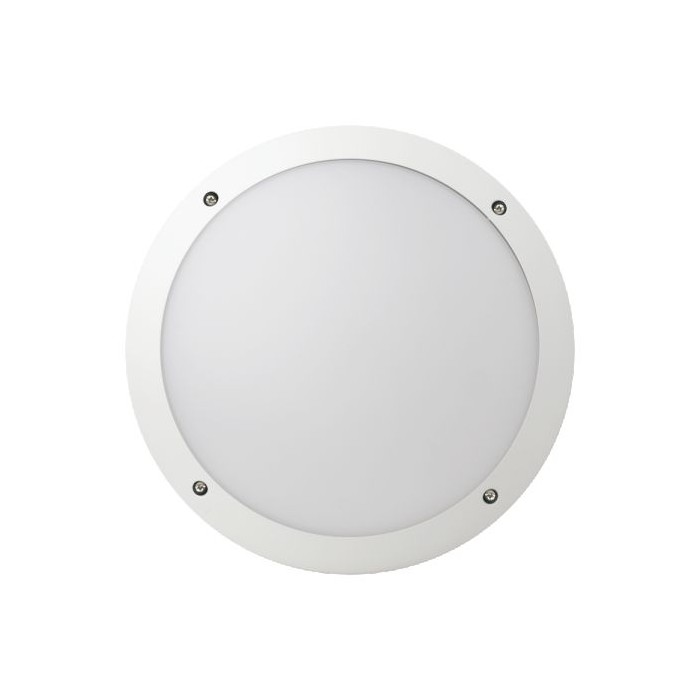 hublot led fonda rond 10 5w ik10 blanc ain ecotech. Black Bedroom Furniture Sets. Home Design Ideas