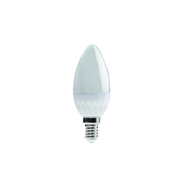 Ampoule E14 Flamme DUN 4,5W 400Lm 3000K