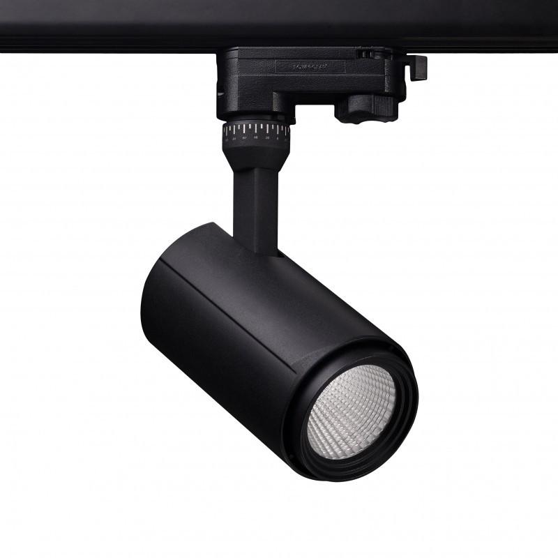 Projecteur LED LITED ZEPHY 35W 4000K noir