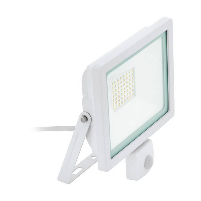 Projecteur LED FILETTI 30W blanc avec détecteur 4000K EGLO 64885