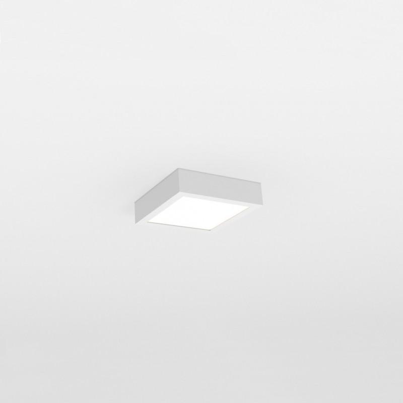Plafonnier FOGGIA carré 6W 3000K ID891001BSC