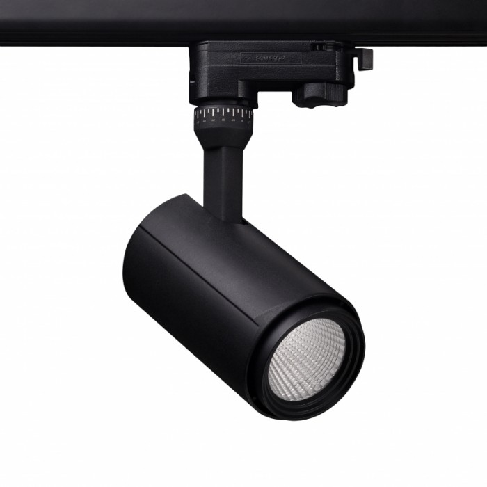 Projecteur LED LITED ZEPHY 25W 4000K noir