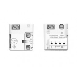 Pack éclairage va-et-vient TYXIA 501DELTA DORE 6351407