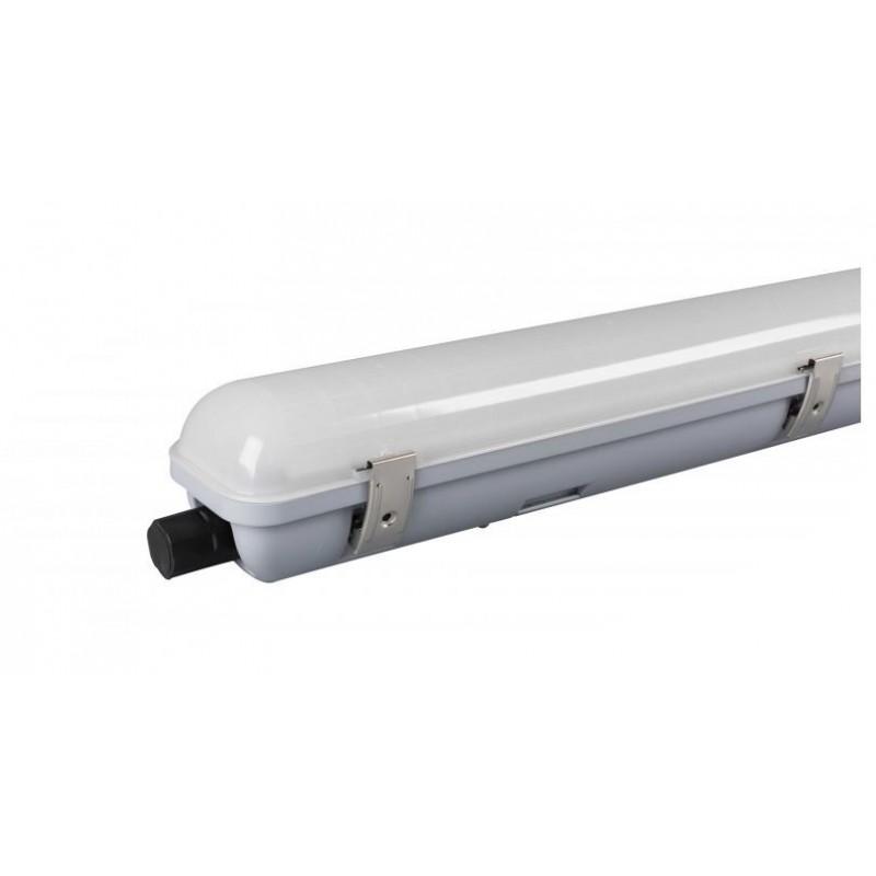 Réglette industrielle BALDER LED 1200mm à détection