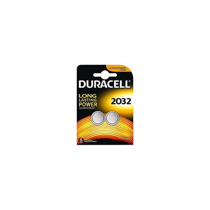 Pile Bouton Duracell DL2032 b2