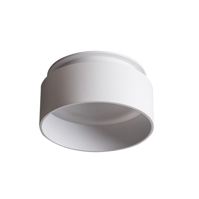 Plafonnier GOVIK GU10 Blanc