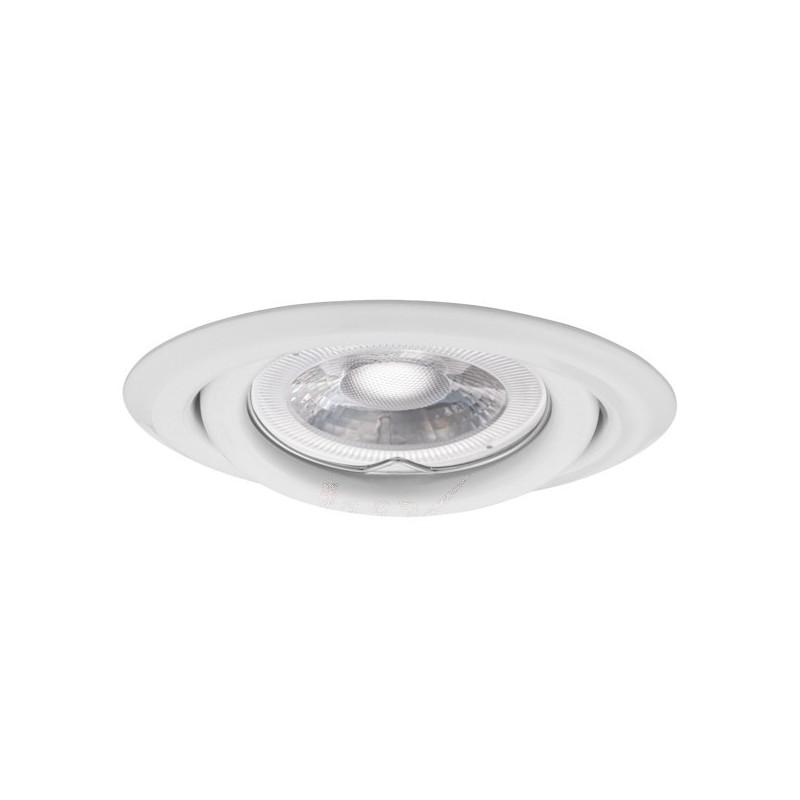 Spot orientable aluminium blanc kanlux 307