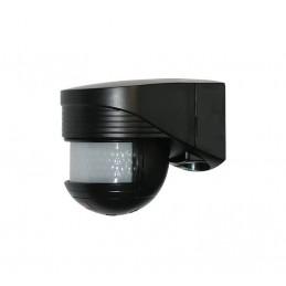 Détecteur de mouvement Lc Click 140° IP54 Noir