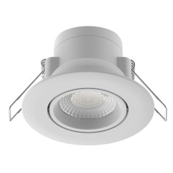 Spot LED IXOLED 5W orientable Dimmable 495Lm IP65 Blanc BBC