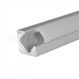 Profilé d'angle aluminium CUBA 2M
