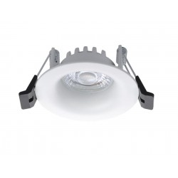 Spot LED EVOLED 8W orientable Dimmable 3000K 650Lm Blanc BBC