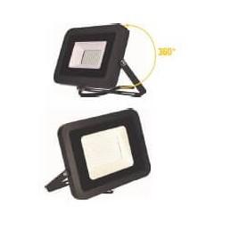 Projecteur LED 50W 3000K/4000K 4500Lm prismatique IP65