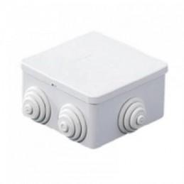 Boîte de dérivation couvercle clipsé GW44003