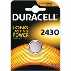 Pile Bouton Duracell DL2430