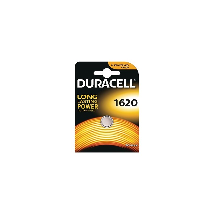 Pile Bouton Duracell DL1620