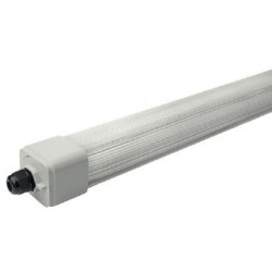 Réglette industrielle LED DINO 2 1200mm 41,5W 4300Lm