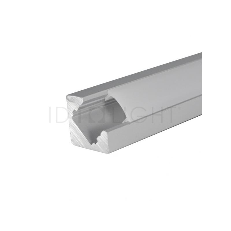 Profile d'angle aluminium CUBA